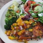 Gourmet Meals on Colorado River