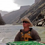 scott motorboat grand canyon