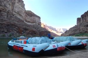 Grand Canyon White Water Rafting