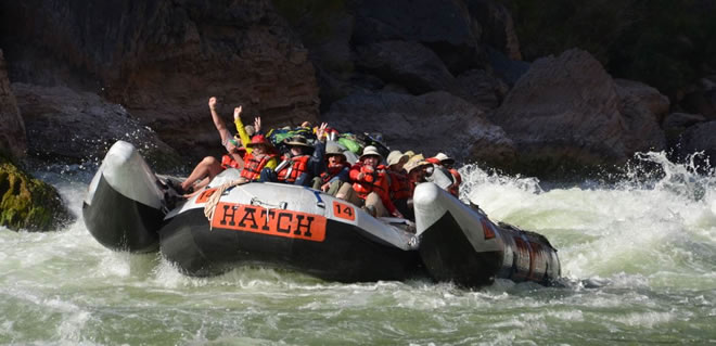 White Water Rafting Grand Canyon  Grand Canyon Outfitters