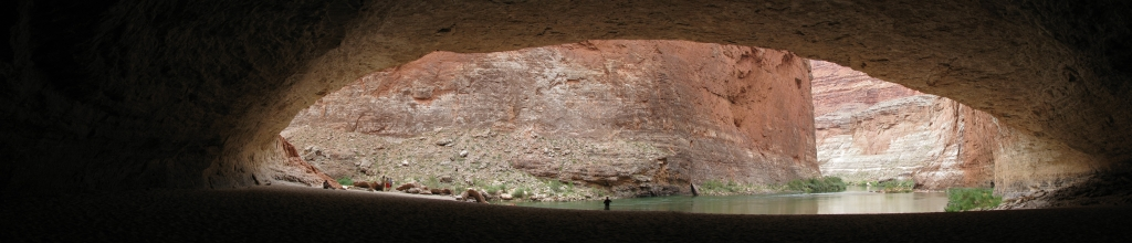 Grand Canyon's Red Wall Cavern