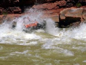 Lava Falls rapids