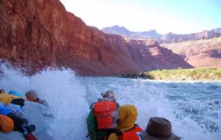 Grand Canyon raft trips