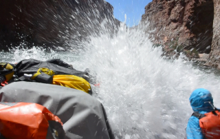 Grand Canyon white water rafting trips