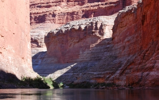 Grand Canyon rafting tours guides