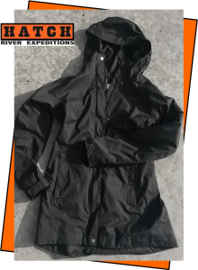 Rain Gear, Grand Canyon, Hatch River Expeditions