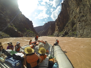 Lower Grand Canyon - Hatch River Trip