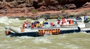 Hatch River Expeditions Boats, Rafting Grand Canyon