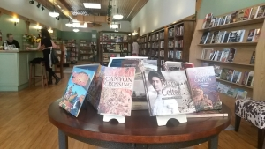 Grand Canyon Books at Barefoot Cowgirl Books