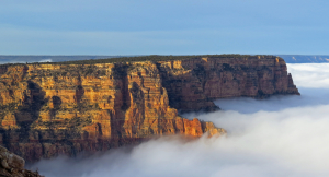 Grand Canyon Total Cloud Inversion