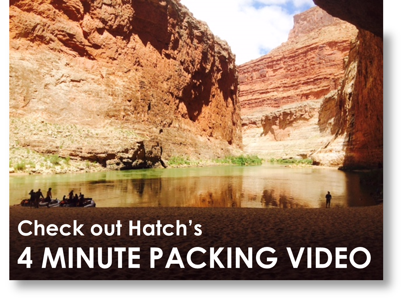 Grand Canyon River Trip Packing Guide