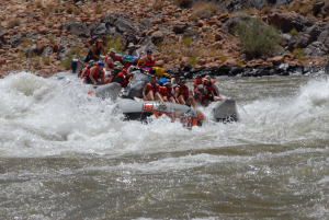 Hatch River Expeditions, rapid