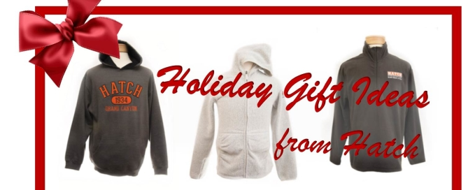 Hatch River Expeditions, Holiday Gift Ideas