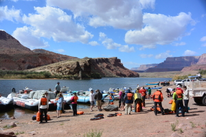 River Citizenship, Hatch River Expeditions, Grand Canyon, Colorado River