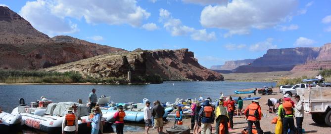 River Citizenship, Hatch River Expeditions, Grand Canyon, Colorado River