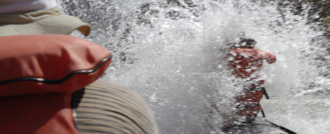 Hatch River Expeditions, Rapids, Stories from the River