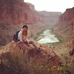 View from Nankoweap Granaries, Grand Canyon, Hatch River Expeditions